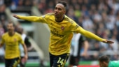 Premier League: Pierre-Emerick Aubameyang seals Arsenal victory in opener vs Newcastle