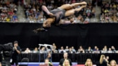 Simone Biles soars to sixth title at national championships