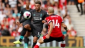 Alex Oxlade-Chamberlain signs new Liverpool contract till 2023