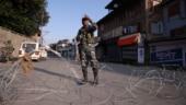 Kashmir updates: J&K flag removed, only tricolour seen atop Civil Secretariat in Srinagar