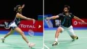 Badminton Association of India announces cash reward for PV Sindhu, Sai Praneeth