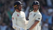 Ashes sponsors Specsavers to offer Jack Leach 'free glasses for life' after Ben Stokes tweet