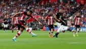 Premier League: 10-man Southampton hold Manchester United to a 1-1 draw at home