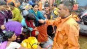 Maharashtra floods: Women tie rakhis to Navy personnel in Kolhapur