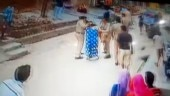UP: Woman admitted in hospital after being thrashed by cops, incident caught on CCTV