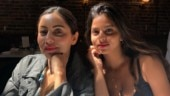 Gauri Khan shoots daughter Suhana's first day at New York University. See video