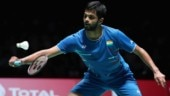 BWF World Championships: Sai Praneeth stuns Anthony Ginting to reach quarters, HS Prannoy ousted