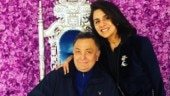 Neetu on Rishi Kapoor's cancer fight: Wanted to do everything to make sure he was not in pain