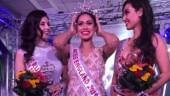 Indian-origin doctor Bhasha Mukerjee wins Miss England 2019 crown