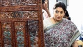 Smriti Irani posts pic with jharokha in it, asks fans to guess the song. Can you answer it?