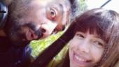 Kalki Koechlin meets ex-husband Anurag Kashyap. Internet gets an adorable pic