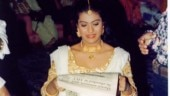 Kajol is an absolute bookworm in this cute throwback picture