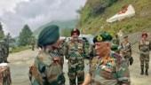 Be prepared to fight terrorists: Bipin Rawat visits Srinagar, warns troops of increased infiltration bids