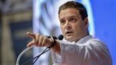 Rahul Gandhi condemns arrest of Congress leaders in J&K