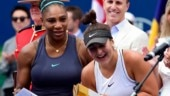 Serena Williams retires hurt from final to hand Bianca Andreescu maiden Rogers Cup