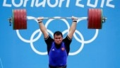 Five Russian weightlifters provisionally suspended for doping violation