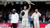 Ashes 2019: Ben Stokes bails England out of trouble with 7th Test hundred