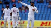 India vs West Indies: Virat Kohli joins MS Dhoni as India's most successful Test captain