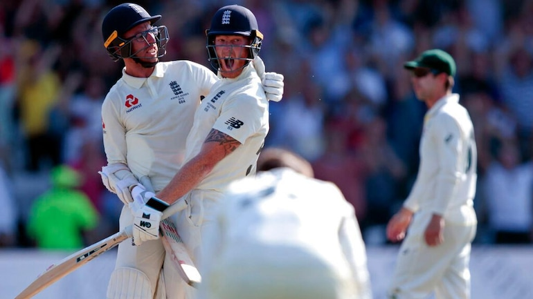 Ashes-saving hundred right up there with World Cup win: Ben Stokes