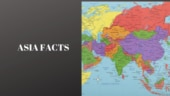 Here are some facts about Asia which you never heard before