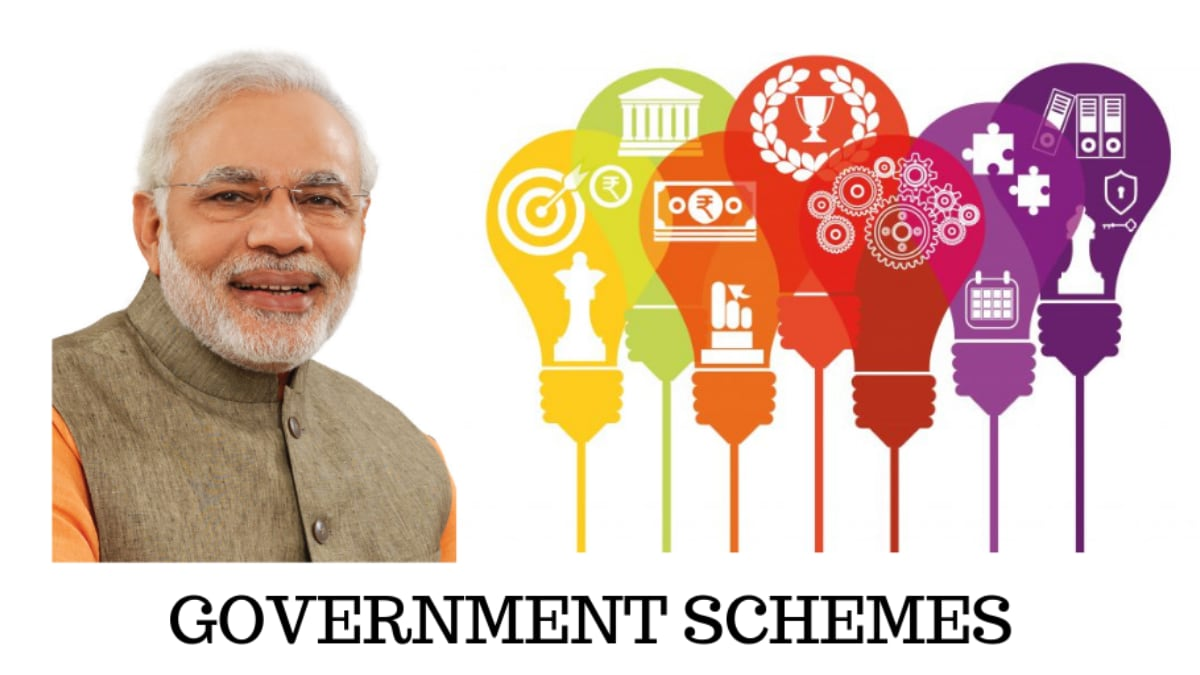 26 important schemes launched by Narendra Modi government - Education Today  News