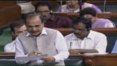 Adhir Ranjan embarrasses Congress, says Article 370 not an internal issue, Amit Shah hits back