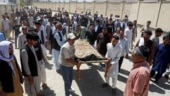 At least 66 hurt as series of blasts rock Afghanistan's Jalalabad