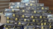 Andhra Police seizes cigarettes worth Rs 10 lakh being sold illegally