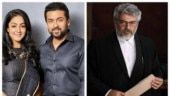 Suriya and Jyothika floored by Ajith's Nerkonda Paarvai