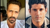 No bail to rapists: Farhan Akhtar and Arjun Rampal in support of US woman raped in Delhi by landlord