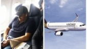 Was Chiranjeevi among 120 passengers on Vistara flight that made emergency landing?