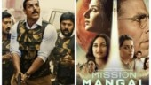 Mission Mangal vs Batla House box office collection Day 16: Both films hit by Saaho wave
