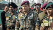 Lt Colonel Dhoni starts new innings