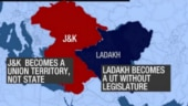 Police, law and order to be under Centre in UT of J&K, land under elected govt