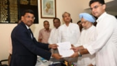 Former PM Manmohan Singh files Rajya Sabha nomination from Rajasthan