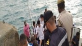 Andaman and Nicobar: Indian Coast Guard evacuates 50 people from grounded ferry