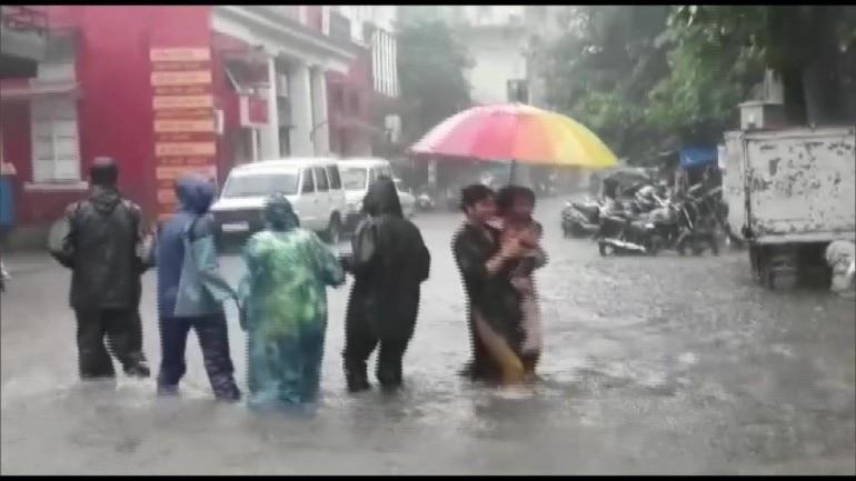Vadodara rains: 22 trains cancelled, airport shutdown as Gujarat