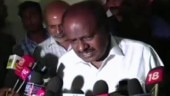 The Accidental CM: HD Kumaraswamy says he is thinking of going away from politics