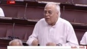 Today we lost Kashmir: Kapil Sibal accuses govt of evading debate on Article 370