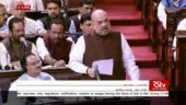 J&K underdeveloped because of Article 370, Amit Shah tells Rajya Sabha