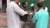 Jammu and Kashmir: NSA Ajit Doval shares snack with locals in Shopian