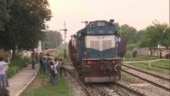 Indian crew brings Samjhauta Express to India after Pakistan suspends train operations