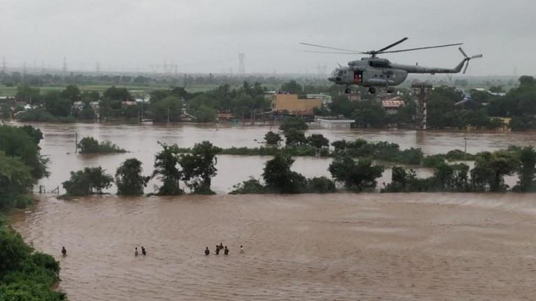 88 people dead in Kerala, 54 died in Karnataka, 49 in Maharashtra and 31 in Gujarat in floods