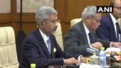 China raises Kashmir issue in meeting with Jaishankar
