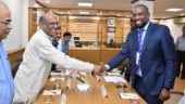 MoS Sanjay Dhotre discusses bilateral issues on education with South African counterpart