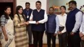 Mumbai Metro Line 3 renamed as Aqua Line, CM Fadnavis unveils model