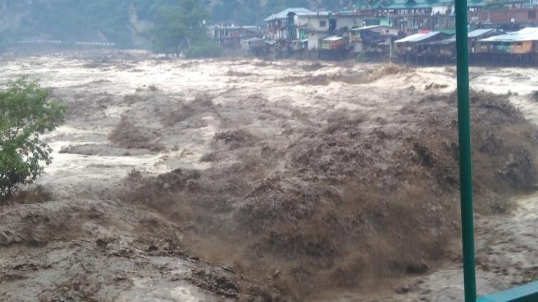 Uttarakhand: 5 people missing after cloudburst in Mori
