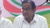 INX Media case: Chidambaram surfaces at Congress headquarters, says will respect the law