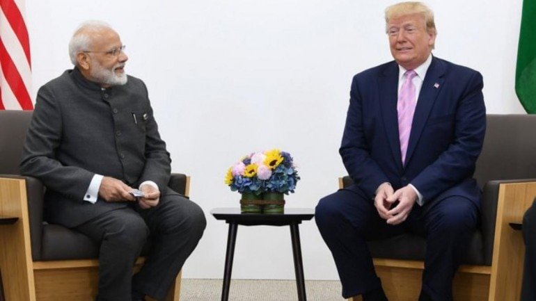 Trump Administration Rescinds Special >> India Didn T Seek Mediation On Kashmir As Donald Trump