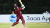 Jason Mohammed replaces Andre Russell in West Indies T20I squad for India series